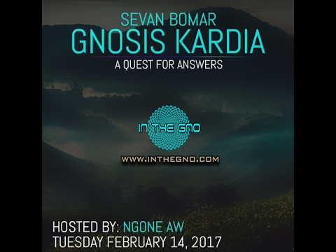 A Quest for Answers - Sevan Bomar -Feb 14, 2017 - Gnosis Kar
