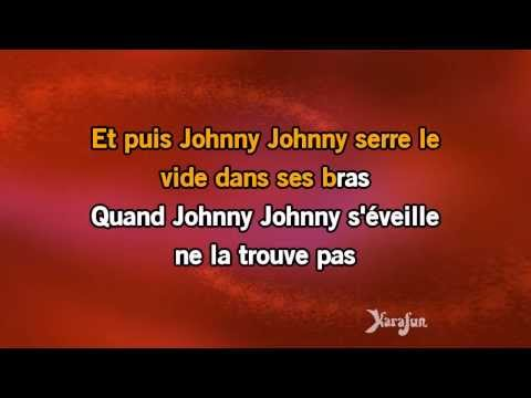 Karaoké Johnny, Johnny - Jeanne Mas *