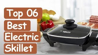 Best Electric Skillet 2020  ||…