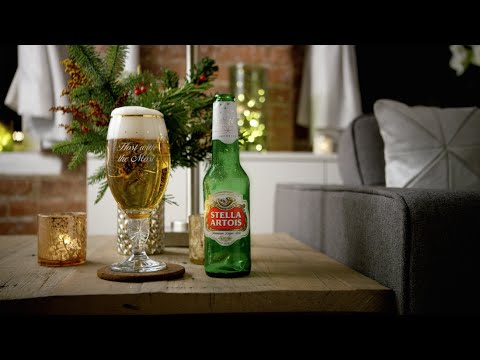 Complimentary Custom Engraved Chalice | Give Beautifully | Stella Artois