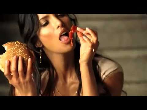 Carl's Jr. Commercial - Padma, Extended Version!.mp4
