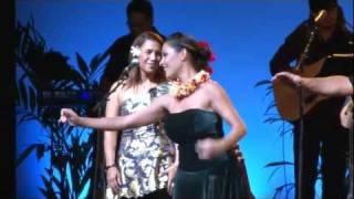 "Na Leo ""Strolling on the Beach at Waikiki"" (ナレオ) [マイハワイ]"