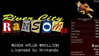 River City Ransom EX (GBA) - Any% Speedrun in 9:22 (WR)