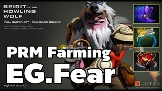 PRM Farming Dota2 Guide Sniper EG.Fear