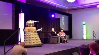 Nicholas Briggs at Hal-Con