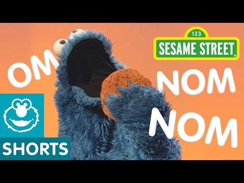 Sesame Street: Cookie Monster Eating Mashup