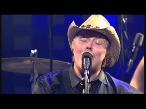 Lind, Nilsen, Fuentes, Holm - Wanted Dead Or Alive (Live, Oslo Spektrum) HD