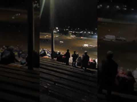 A little clip of the races at I-77 speedway in fairplane, WV
