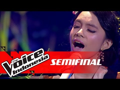 Jasmine - XO (John Mayer) | SEMI FINAL |The Voice Indonesia GTV 2018