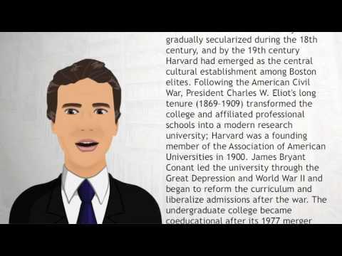 Harvard University - Wiki Videos