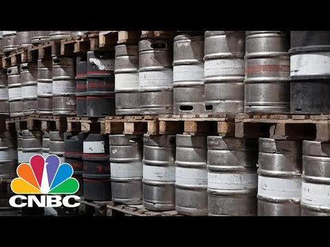 OPEC Deal Pushes Oil Prices Up | CNBC