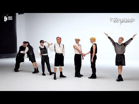 [EPISODE] BTS (방탄소년단) 'Butter' MV Shooting Sketch
