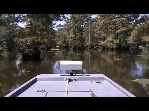 Cross Lake in Shreveport, Louisiana ( Logan Bayou)