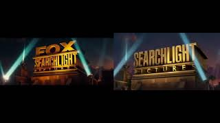 Fox Searchlight Pictures and Searchlight Pictures Comparison (HQ/HD)