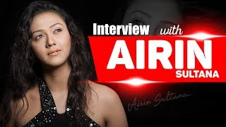 """AIRIN SULTANA"" Exclusive Interview 94.4 JAGO FM Live Stream"