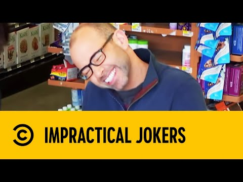 """""""Don't Be A Little B***h! Let Me Pay!""""   Impractical Jokers"""