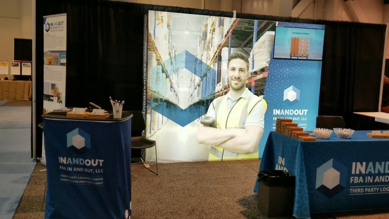 FBA In and Out, LLC at the White Label Expo