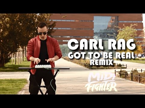 Carl Rag - Got To Be Real Remix (Midi Fighter 64 performance)