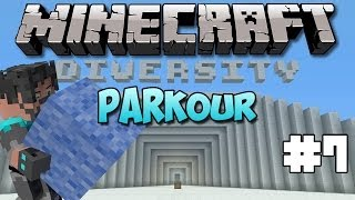 Minecraft : Diversity - Ep. 7 - Parkour Isn