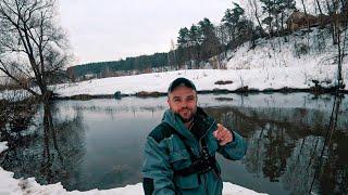 РЫБАЛКА l ЗВУКИ ВЕСНЫ l МИНИ ОТЧЁТ l Ловля щуки на малой реке весной