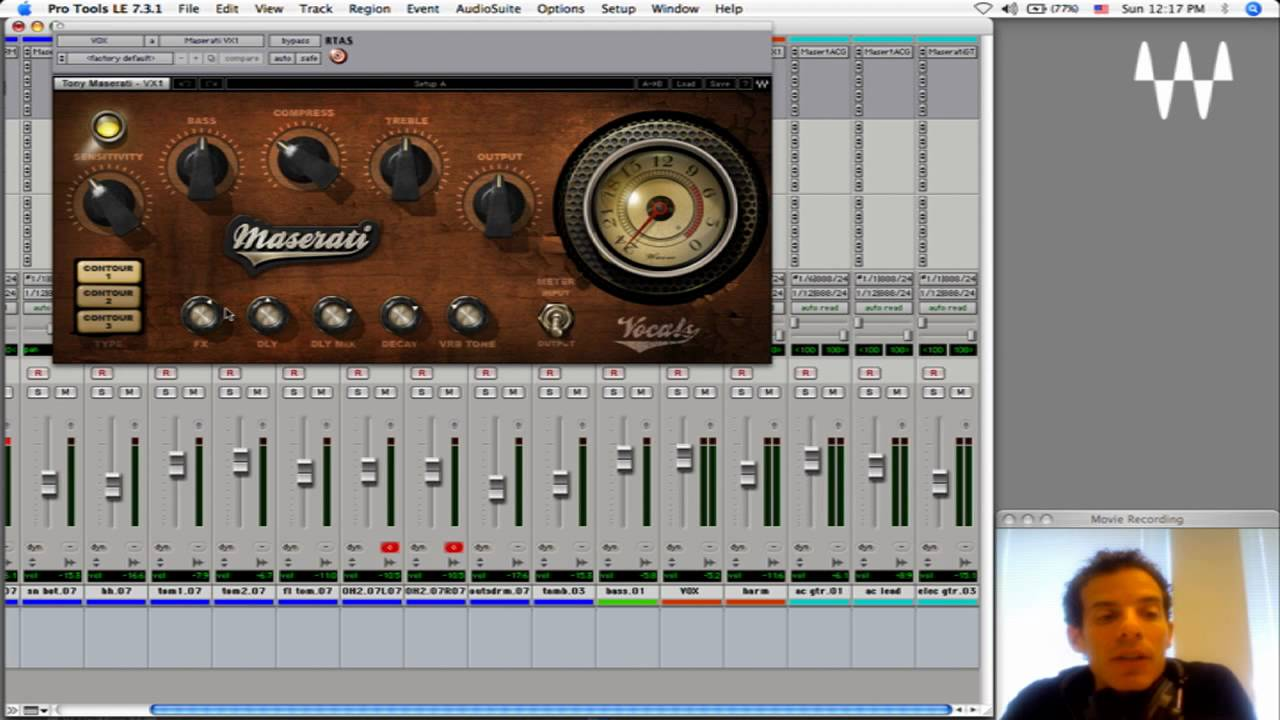 Intro to Mixing with the Tony Maserati Collection - YouTube