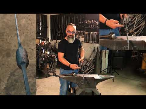 Chef's Knife with Jason Knight Part 3 - BLU Let's Forge!