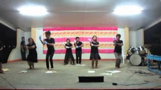 """Hello My Name Is"" By Matthew West Dance Cover"