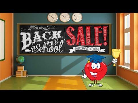 Allans Billy Hyde Back to School Sale