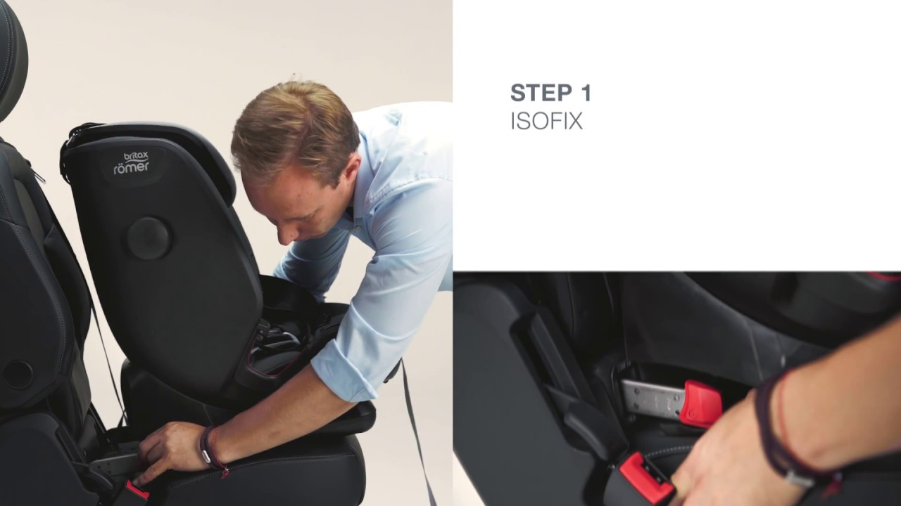 0af05f21b77 ADVANSAFIX IV R – Installing the Seat | Group 1. Britax Römer ...