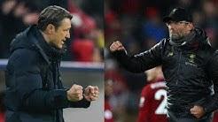 CHAMPIONS LEAGUE: Klopps müde Statistik gegen den FC Bayern München