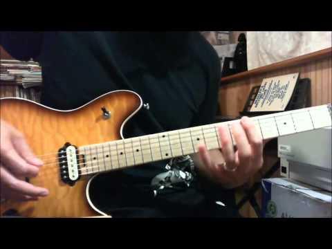 Как играть штормбрингер на гитаре видео