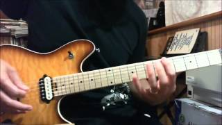 Deep Purple - Stormbringer - guitar lesson