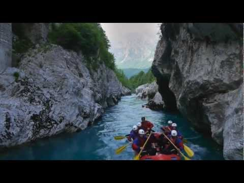Soca Valley -- Dolina Soče --  Valle dell'Isonzo -- Soča Tal