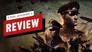 Steel Division 2 Review (Video Game Video Review)