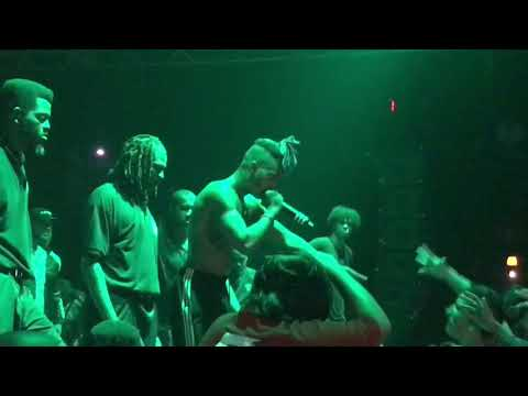 XXXTentacion - Gnarly Bastard (Live at Club Cinema on 3/18/2018)
