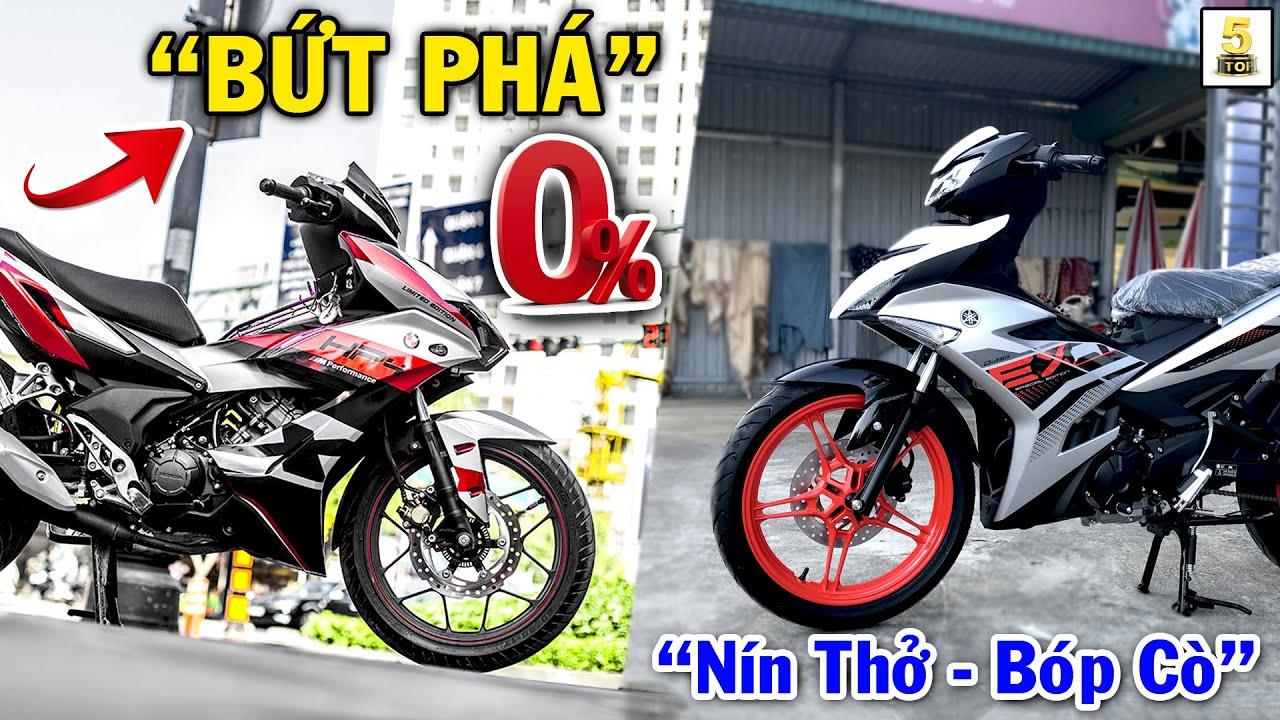 """Winner X tiếp tục """"BỨT PHÁ"""" – Exciter 155 """"Nín Thở Bóp Cò"""" ▶️ Winner X tiếp tục TRẢ GÓP 0% 🔴 TOP 5"""