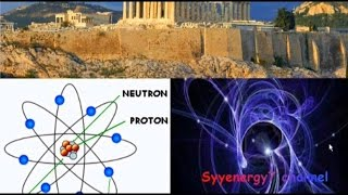 Atomic Theory was Known in Ancient Greece over 2,000 years ago