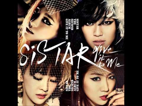 Sistar - Give It To Me Karaoke/Instrumental