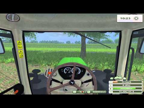 Farming Simulator 2013 Drensteinfurt med GamersDKV3
