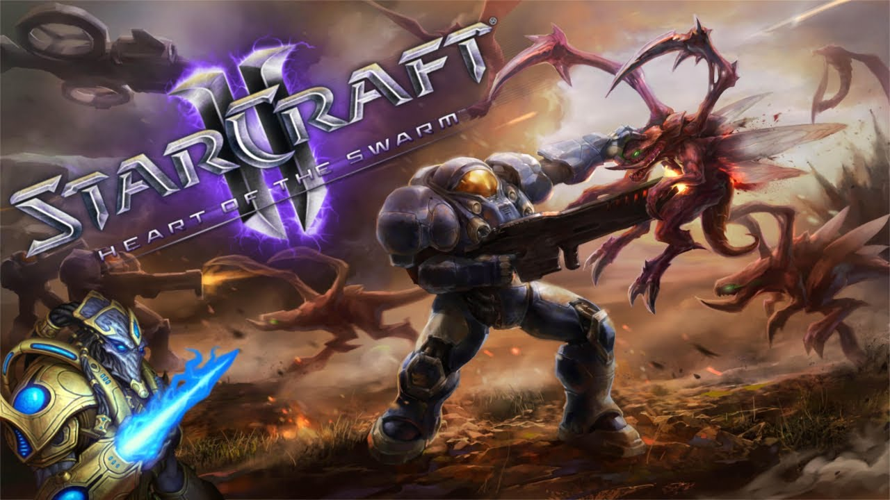 Starcraft 2 heart of the warm matchmaking offline