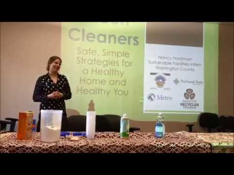 DIY: Green Cleaners