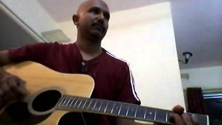 Pyar ki ek kahani suno on acoustic guitar