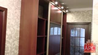 Шкафы купе с подсветкой для прихожей на заказ(Компания Арсеналстрой демонстрирует встроенную мебель для вашего дома на заказ, на примере шкафов купе..., 2015-06-01T12:00:15.000Z)