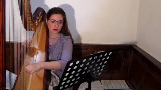 A. Williams ? Time for us / Elisa Greco, Arpa, Harp