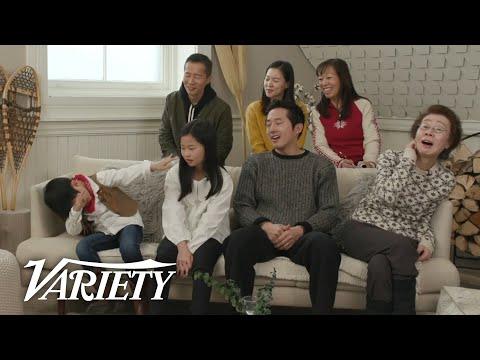 Adorable 'Minari' Star Alan S. Kim Dabs His Way Through His First Sundance Interview