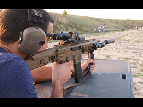 Suppressed ACR - Bushmaster ACR & AAC SDN-6