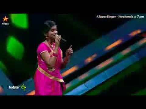Super singer raja lakshmi