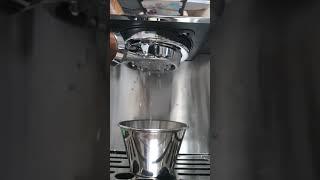 CRM3605 추출포터필터, 커피없음