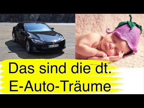 #105 Von welchen E-Autos träumen die Deutschen, welche kaufen sie?