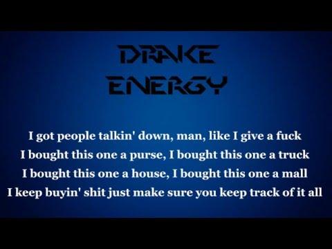 Drake Energy (LYRICS) videos
